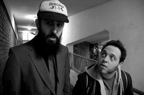 "Dan le Sac & Scroobius Pip ""Thou Shalt Always Kill"""