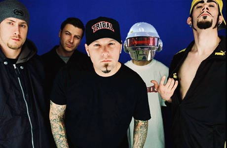 "Harder, Better, Faster... Limper? New Limp Bizkit Album Cops ""Daft Punk Vibe"""