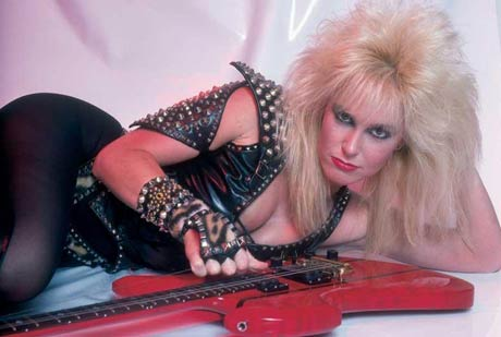 Lita Ford Wants Nothing to Do with Upcoming Runaways Film