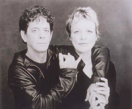 Lou Reed and Laurie Anderson to Perform Concert Only Dogs Can Hear