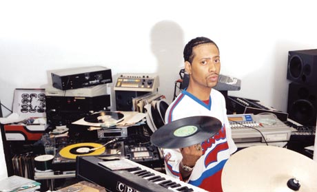 Inside Madlib's Bomb Shelter Year in Review 2003