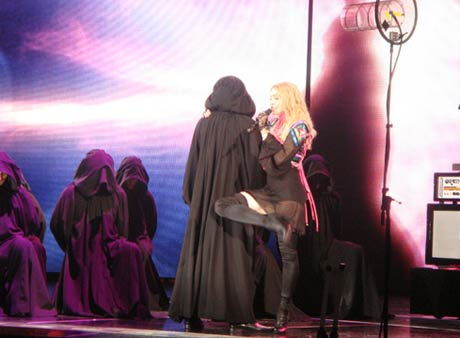 Most Ridiculous Internet Rumour of the Year: Madonna Performs with Sunn O)))