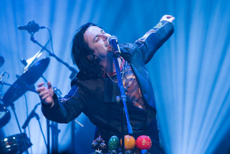 Marillion Weekend Theatre L'Olympia, Montreal QC April 3 to 5