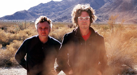 Mark Olson & Gary Louris Ready For The Flood