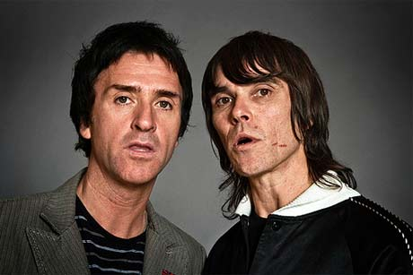 Johnny Marr and Ian Brown to Collaborate on Soundtrack