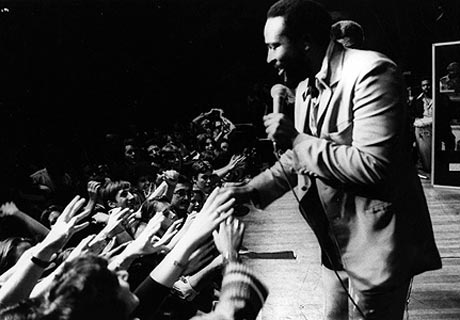 Marvin Gaye What's Going On/Greatest Hits: Live In '76