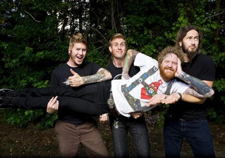 Mastodon Talk New Album, <i>Crack the Skye</i>