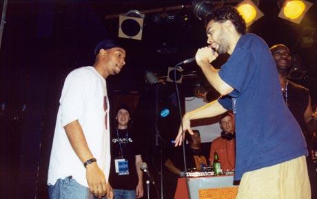DJ Olympics Halifax NS - October 29 to November 1, 2003