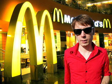 Alex Kapranos Rages Against Label for Licensing Franz Ferdinand's Music to McDonald's