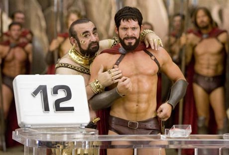 Meet the Spartans Jason Friedberg & Aaron Seltzer