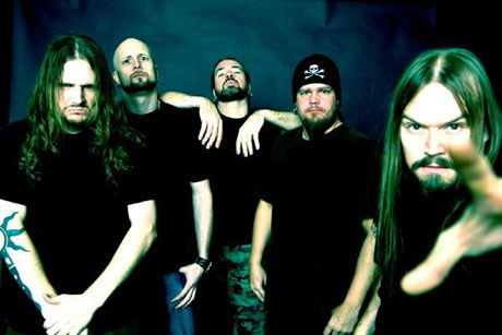 Meshuggah Obzen
