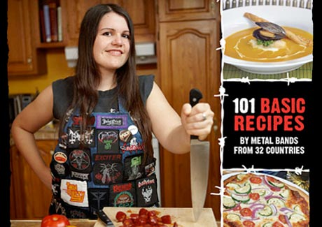 Metal Gets Its Very Own Cookbook with Mayhem, Gwar, Obituary
