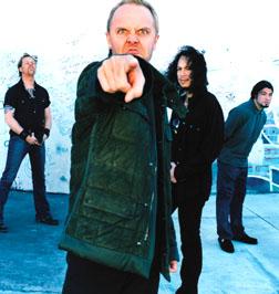 Metallica Anger Management