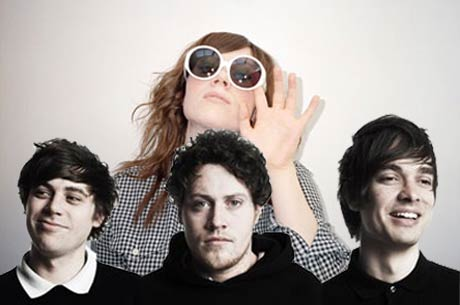 "Kate Nash and Metronomy Team Up for New ""Underground Side Project"""