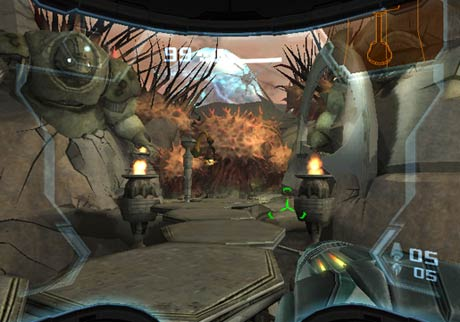 Metroid Prime 3: Corruption Wii