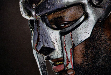 Fake MF Doom Performs at Rock The Bells