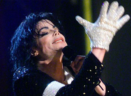 Michael Jackson's Sequined Glove Sold for $192,000