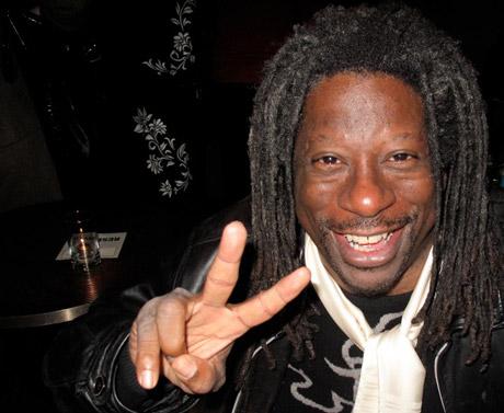 Former MuchMusic VJ Michael Williams