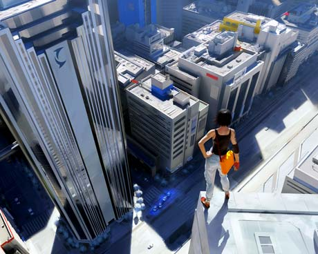 Mirror's Edge PS3 / Xbox 360