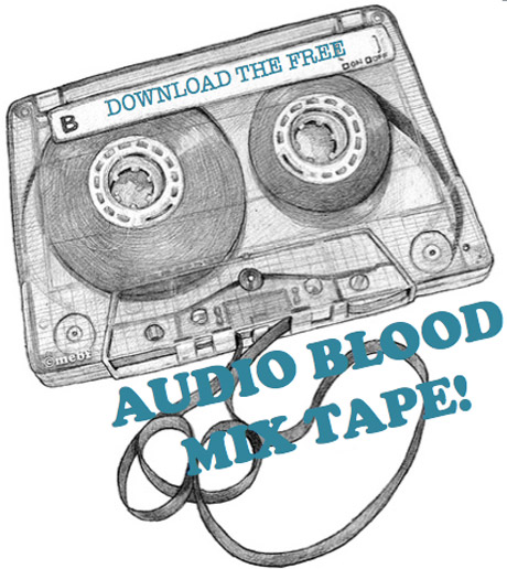 Various Audio Blood NxNE Mixtape