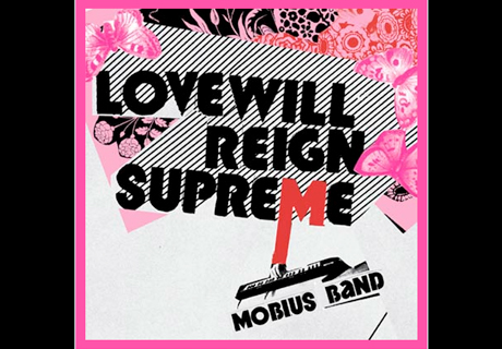 Mobius Band Give Away Free Valentine's Day EP