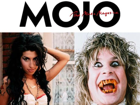 MOJO Honours Amy Winehouse, Ozzy, a bunch of extinct bands