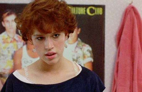"Molly Ringwald Eulogizes John Hughes: ""We were sort of avatars for him, acting out the different parts of his life."""