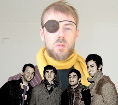 Momus Snubs His Fans In Vampire Weekend