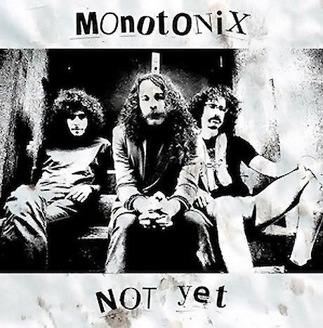 Monotonix Return with Sophomore LP