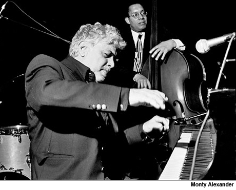 Tangier Jazz Festival featuring Monty Alexander, Uros Perry Perich, Al Copley Tangier, Morocco September 23 - 26