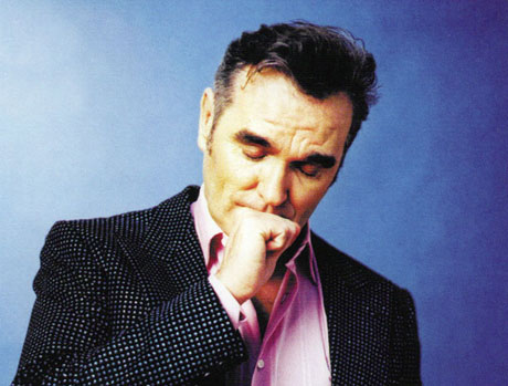 Morrissey Pro-Suicide, Pushes Vegan Shoes with Paul McCartney's Daughter