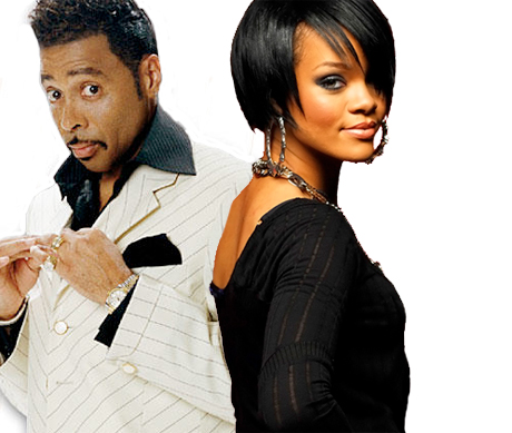 Rihanna to Perform with Morris Day and the Time at Grammys