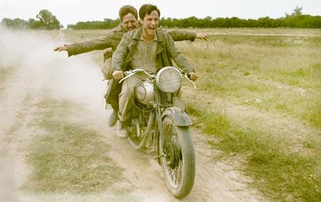 The Motorcycle Diaries Walter Salles