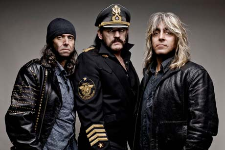 Motörhead Blacken North American, Play Toronto and Montreal