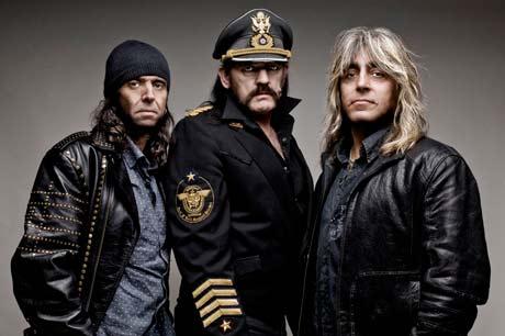 Motörhead 'Get Back In Line' (live on <i>Conan</i>)
