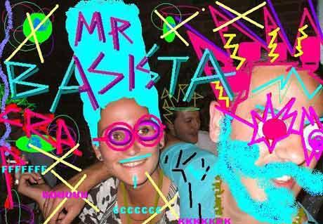 Mr. Basista Thunk