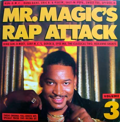 Pioneering Hip-Hop DJ Mr. Magic Dies