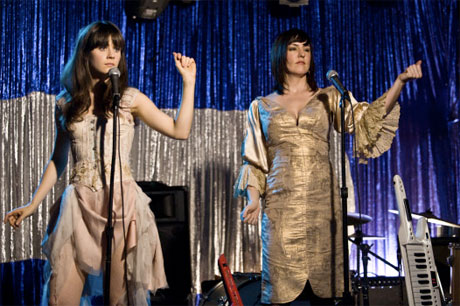 "Munchausen By Proxy (Zooey Deschanel & Von Iva) ""Sweet Ballad"""