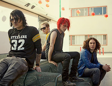 My Chemical Romance Announce Canada-Friendly World Contamination Tour