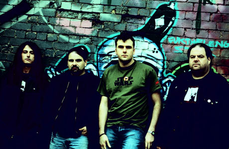 Napalm Death At Work On New LP
