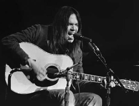 First Four Neil Young Albums Set for Reissue