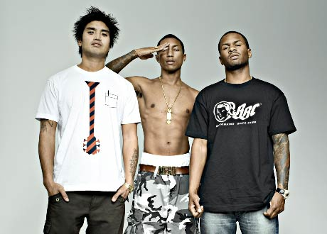 N*E*R*D's Pharrell Williams