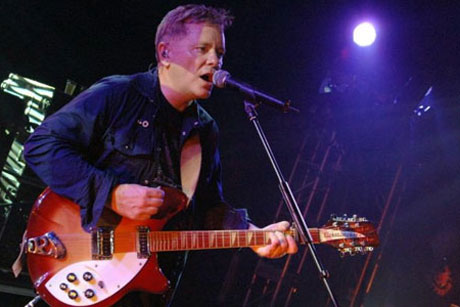 New Order Live In Glasgow