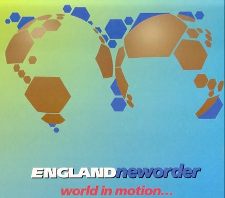 New Order to Re-Record 'World in Motion' for 2010 World Cup?
