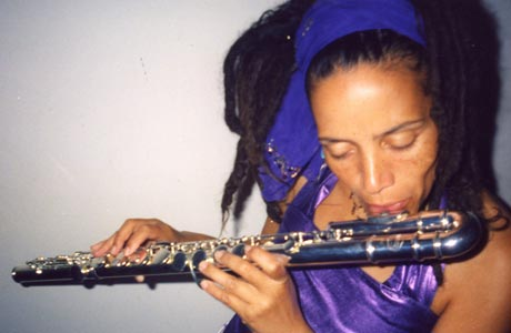 Nicole Mitchell and the Black Earth Ensemble Hope, Future and Destiny