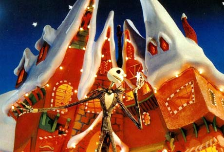 Tim Burton's The Nightmare Before Christmas Henry Selick