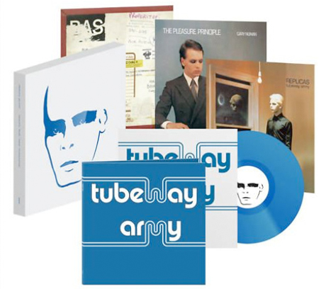 Gary Numan and Tubeway Army Collect Early Classics in <i>78/79 Box Set</i>