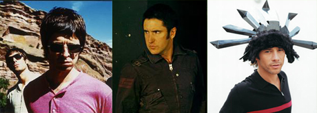 Nine Inch Nails, Oasis, Jamiroquai to Follow Radiohead?