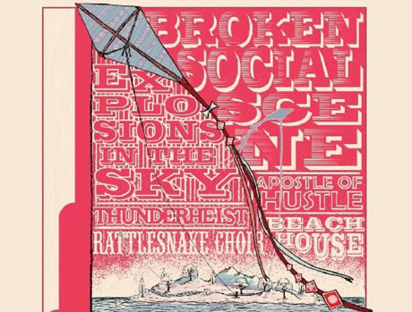 Broken Social Scene Announce Full-Day Concert On Toronto's Olympic Island in July