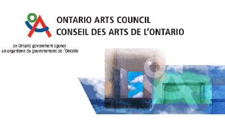 Ontario Arts Council Closes Touring Program Until Spring 2009